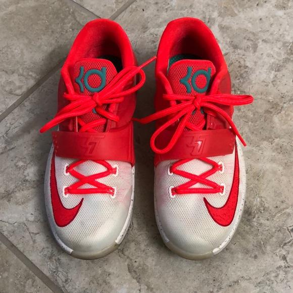 b5224784944b Nike KD 7 - Eggnog- kids. M 5bec6dbfde6f6214da15f65f